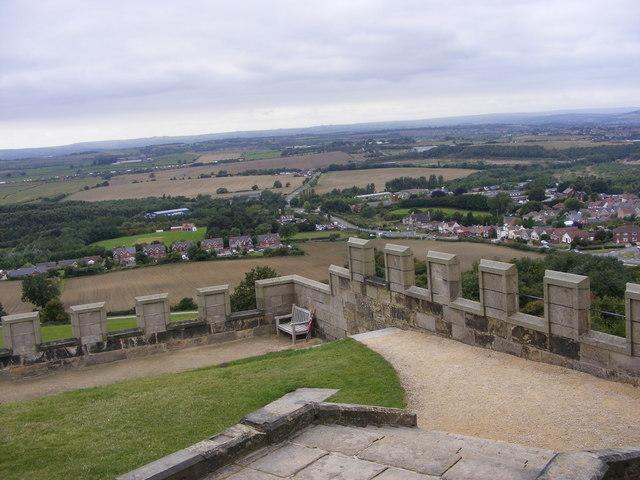 Forecourt View