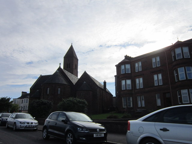 Kirn Parish Church