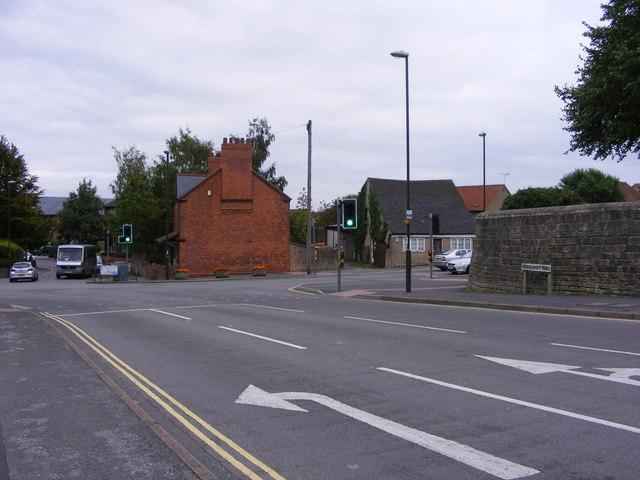 Hornscroft road