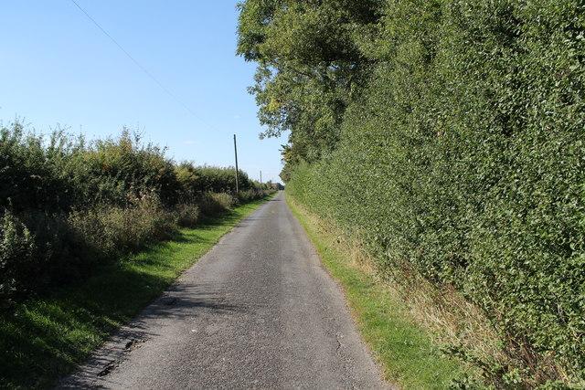 Hook's Lane