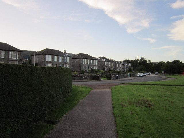 Glenmorag Crescent, Dunoon