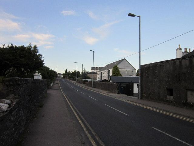 Wellington Street, Dunoon