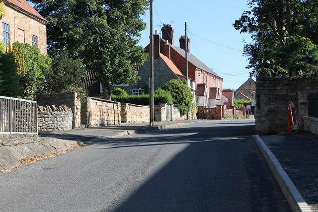 Church Lane, Navenby