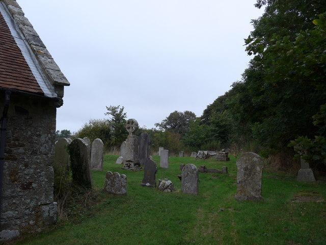St James, Kingston: churchyard (h)