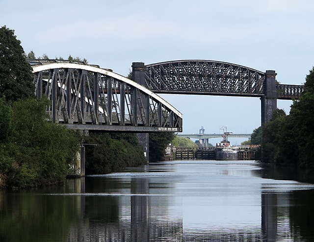Manchester Ship Canal Bridges