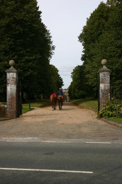 Gateway to Cuckfield Park