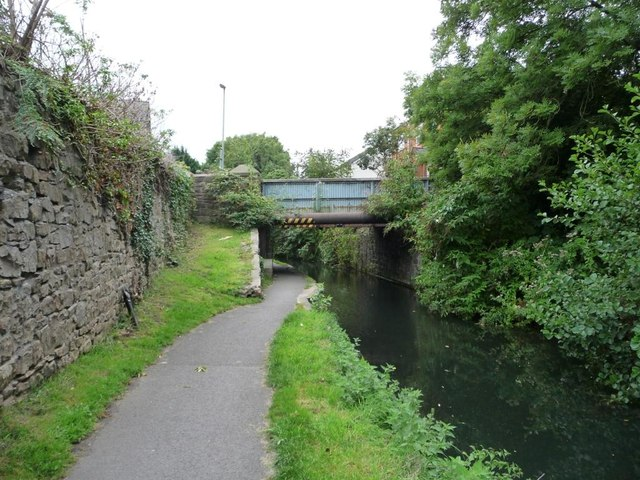 Union Bridge [no 50] from the north
