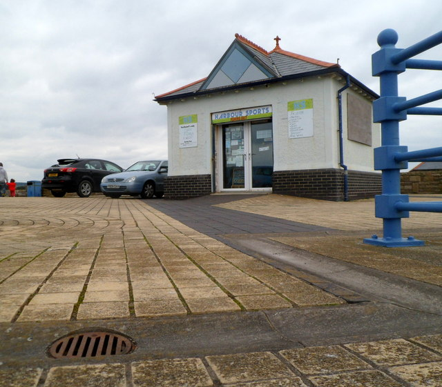 Harbour Sports shop, Porthcawl