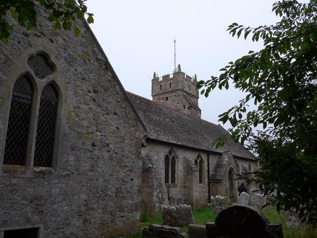 All Saints, Freshwater: churchyard (9)