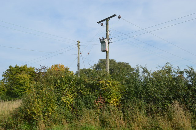Power supply at Little Heath
