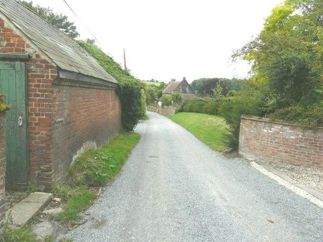 Out Elmstead Lane