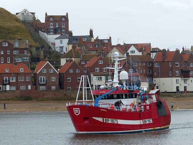 Trawler, Whitby