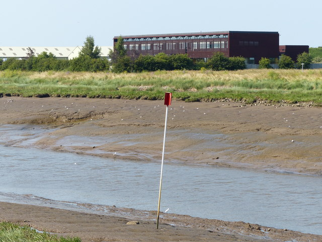 Corporation Point along The Haven
