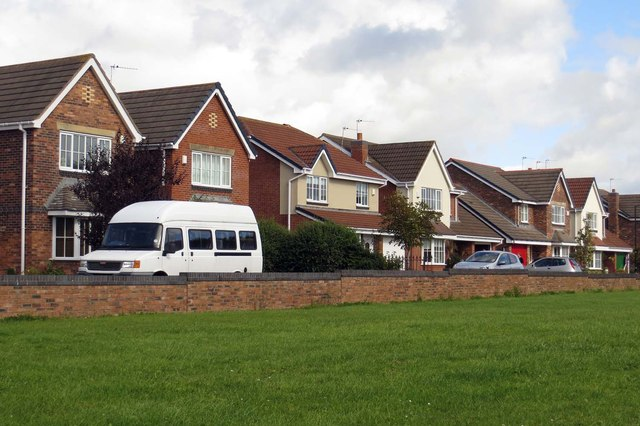 Houses on Barnes Drive