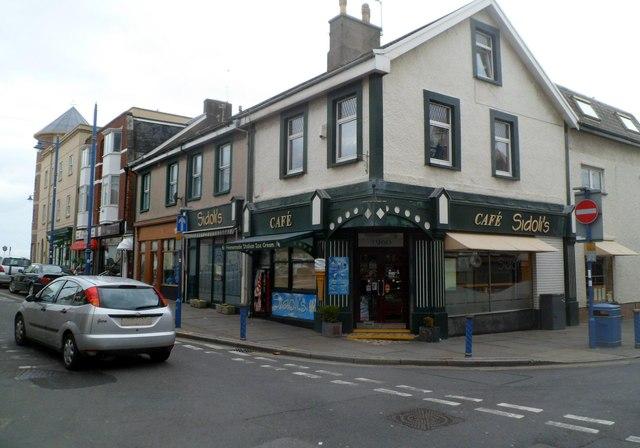 Sidoli's Cafe, Porthcawl