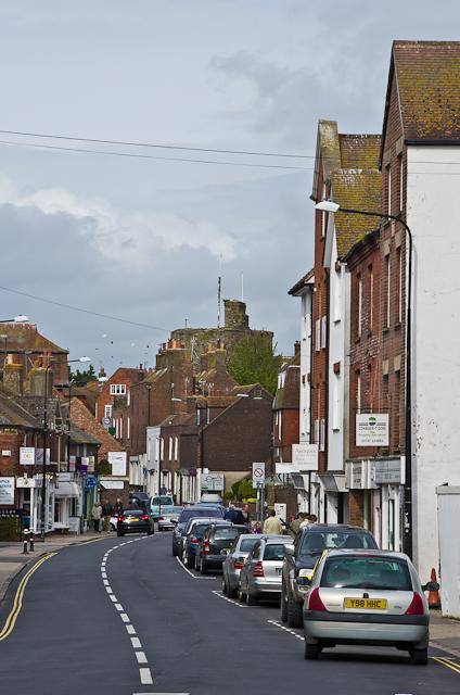 Cinque Ports Street