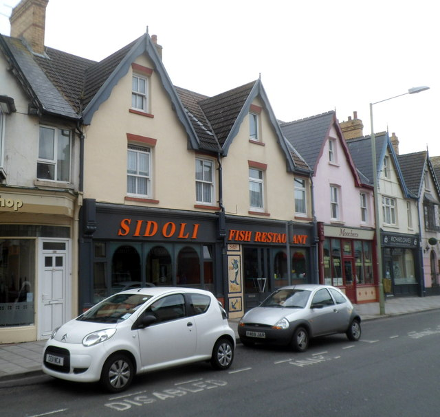 Sidoli Fish Restaurant, Porthcawl
