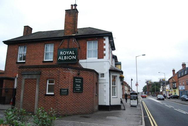 Royal Albion