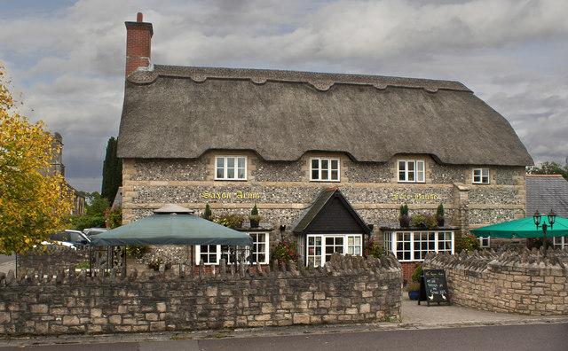 The Saxon Arms, Stratton