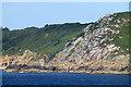 SW4322 : Boscawen Point by David Lally