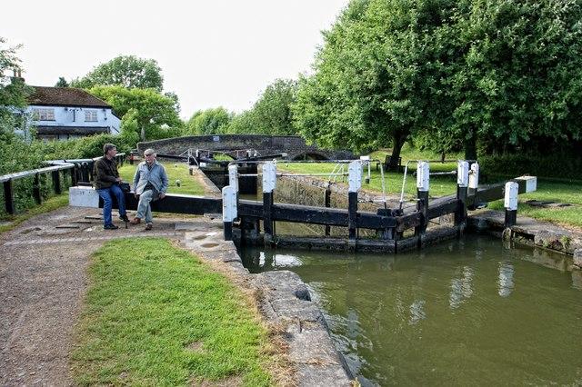 Grand Union Canal, Marsworth