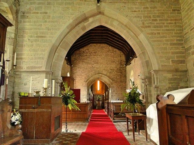 St Peter, Birley