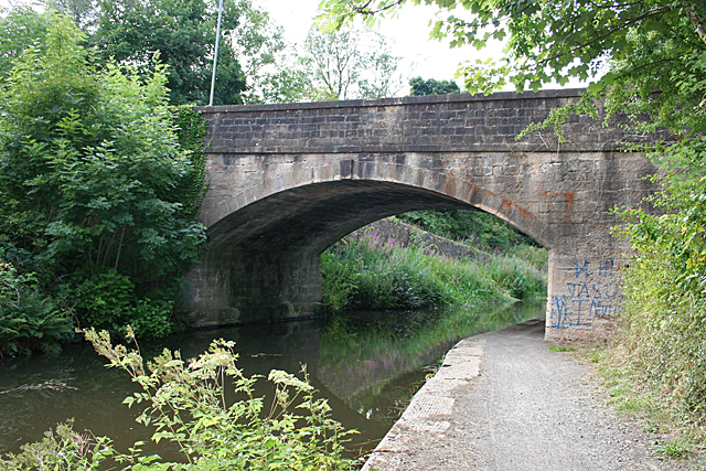 Canal Bridge at Polmont