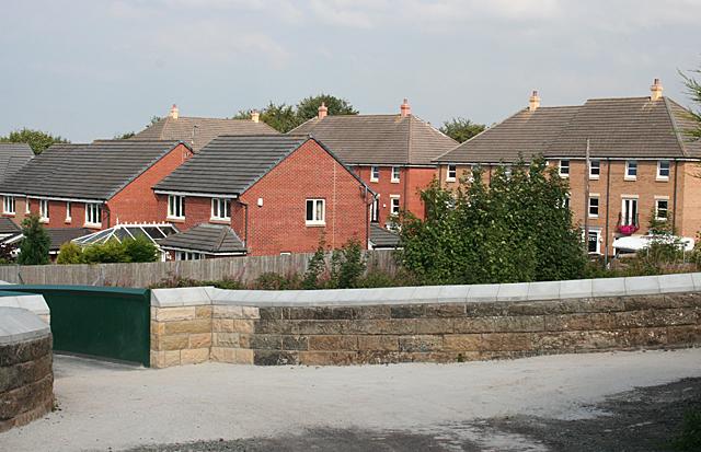 Houses in Stevenson Avenue