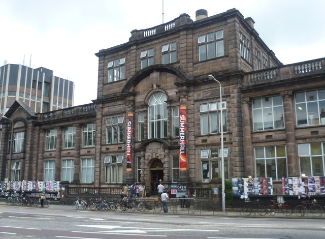 Summerhall arts hub