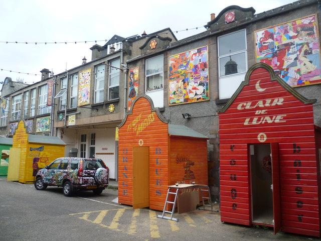 Summerhall arts hub