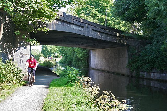 B805 Overbridge