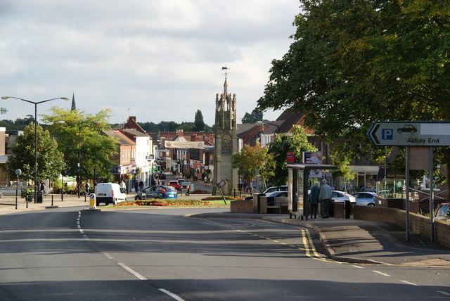 Abbey End, Kenilworth