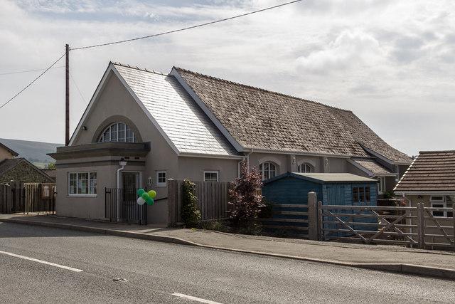Village Hall, Hundred House, Powys