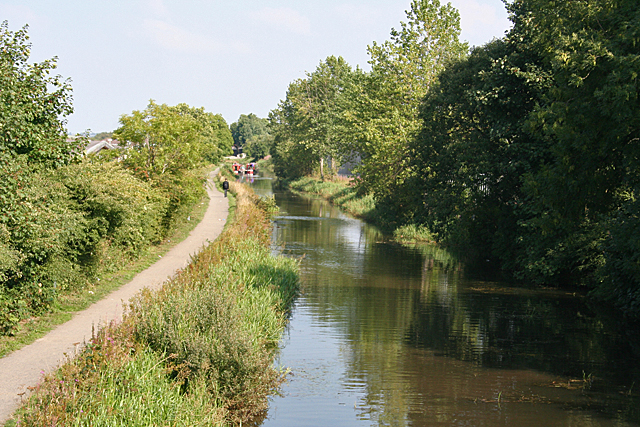 Union Canal at Redding