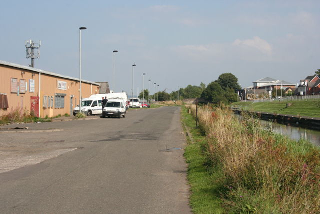 Redding Industrial Estate