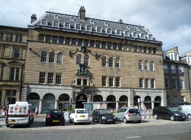 Church of Scotland Offices, George Street
