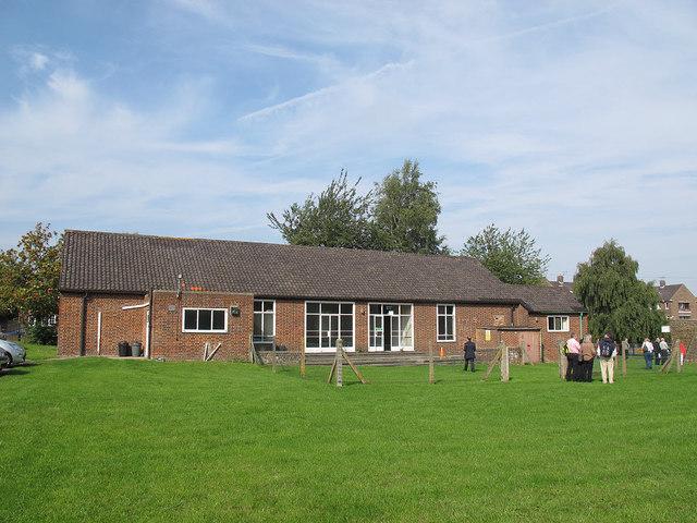 Holy Trinity, Twydall: church hall