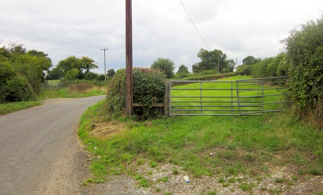 Field by Bowden Road