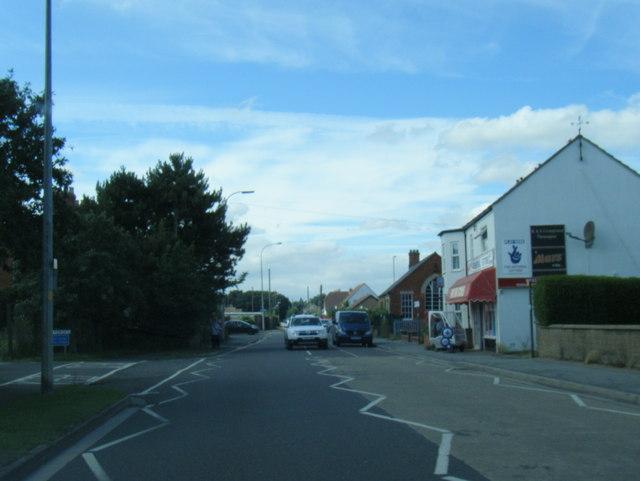 A1104 High Street, Mablethorpe