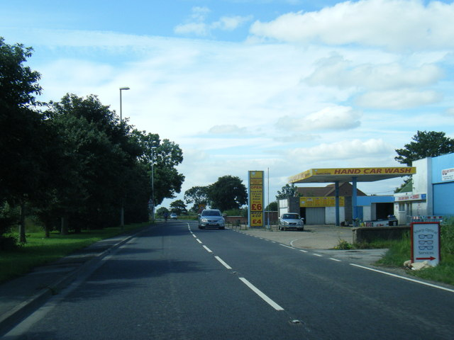 Car Wash on Alford Road