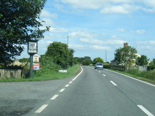 A1031 looking north