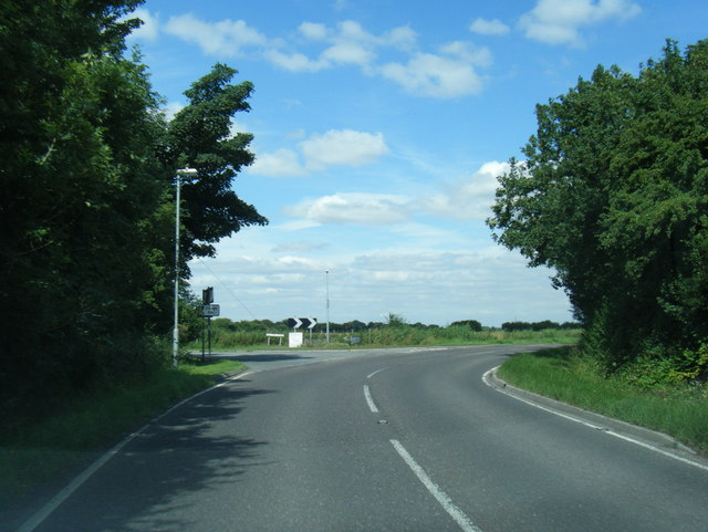 A1031/Rotten Row junction