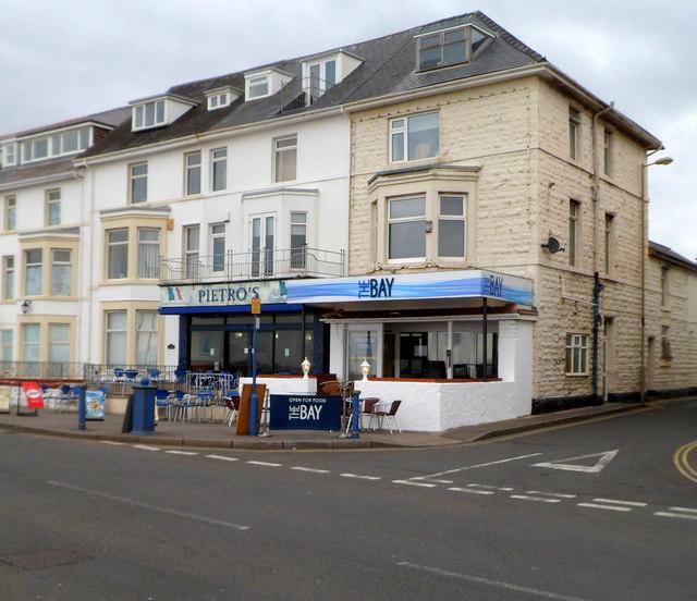 The Bay and Pietro's, Porthcawl