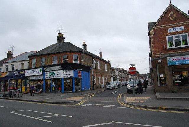 Cranbury Rd