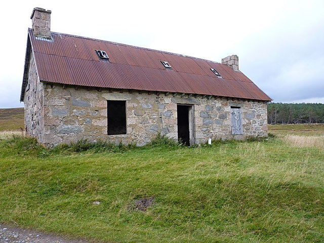 The Geldie Bothy