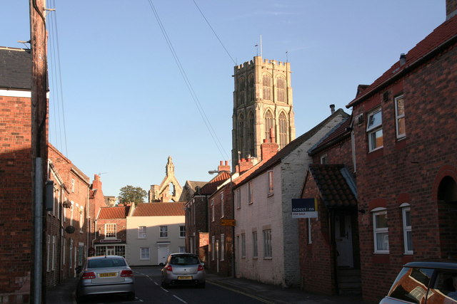 The Minster, from Northolmby Street
