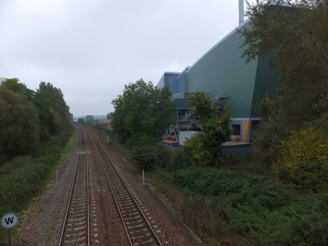 Waste to energy plant, Exeter