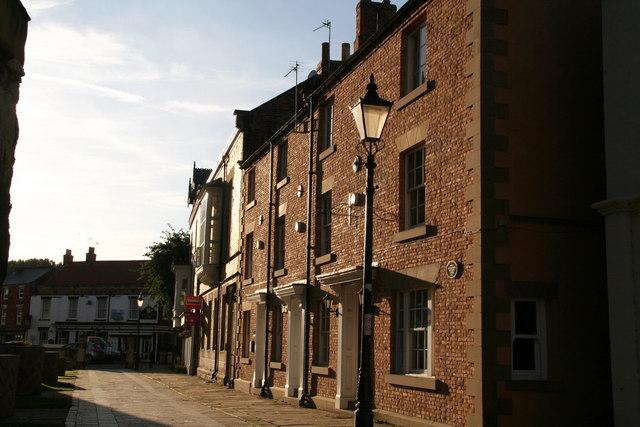 Churchside, Howden