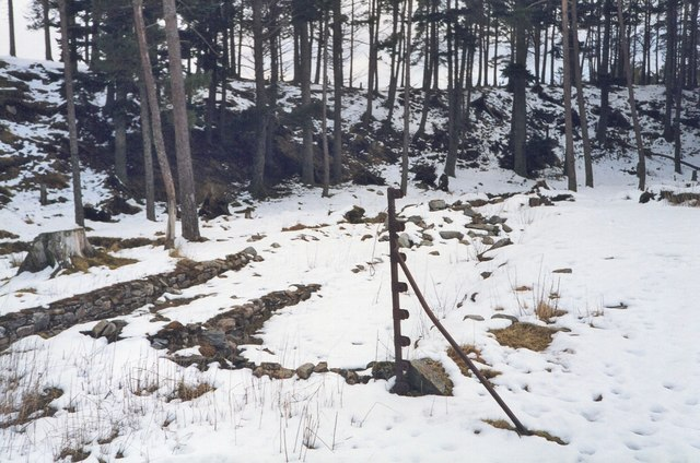 Site of Blackburn of Pattack in 2000