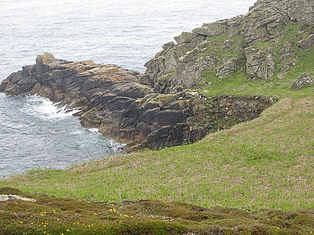 South of St Martin's Head